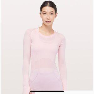 Lululemon Swiftly Tech long sleeved shirt